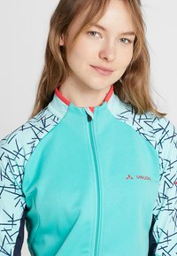 Vaude - WOMEN'S RESCA TRICOT - Trainingsjacke - peacock - 3