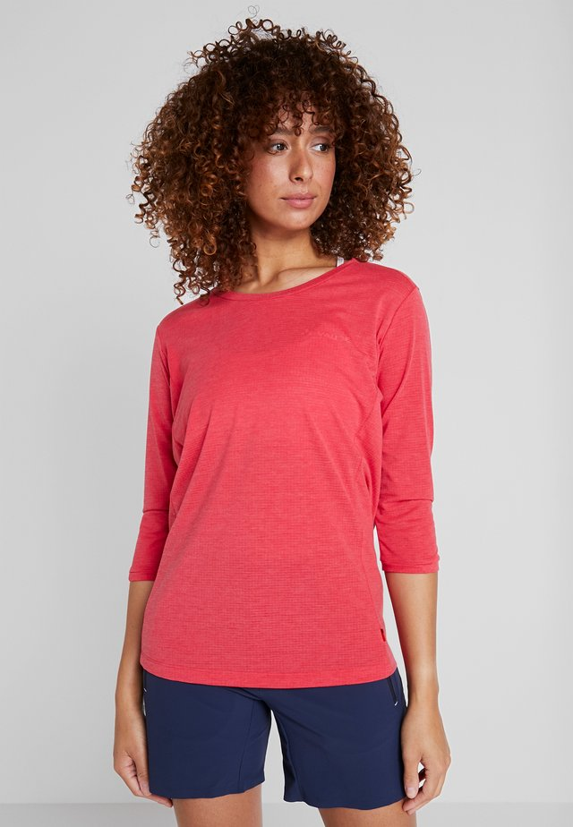 SKOMER  - Long sleeved top - cranberry