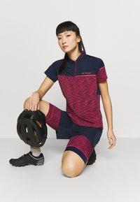 Vaude - ALTISSIMO - T-Shirt print - eclipse - 6