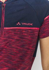 Vaude - ALTISSIMO - T-Shirt print - eclipse - 8