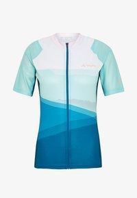 Vaude - MAJURA TRICOT - T-Shirt print - breeze - 3