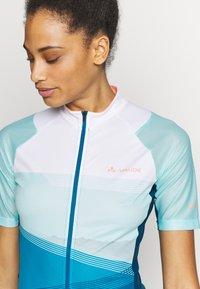 Vaude - MAJURA TRICOT - T-Shirt print - breeze - 4