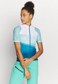 Vaude - MAJURA TRICOT - T-Shirt print - breeze - 0