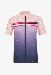 Vaude - BAGANA TRICOT - Print T-shirt - eclipse - 4