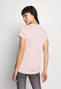 Vaude - CYCLIST - T-Shirt print - rosewater - 2