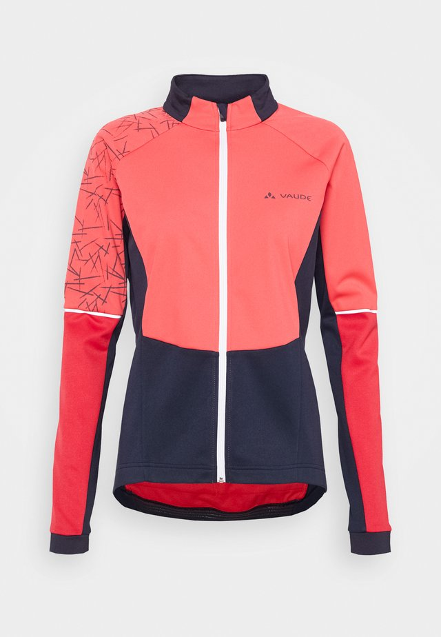 WOMENS RESCA WIND TRICOT - Funktionsshirt - bright pink