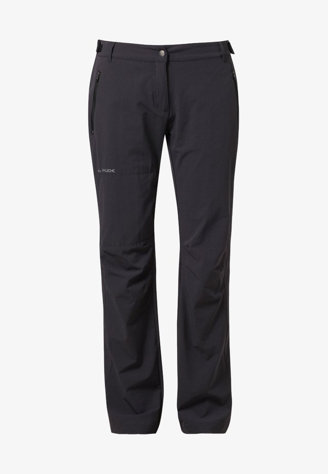 WOMEN'S FARLEY STRETCH PANTS - Ulkohousut - black