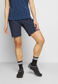 Vaude - CYCLIST SHORTY - Sports shorts - eclipse - 0