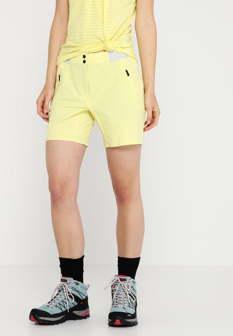 Vaude - SCOPI SHORTS II - Sports shorts - mimosa