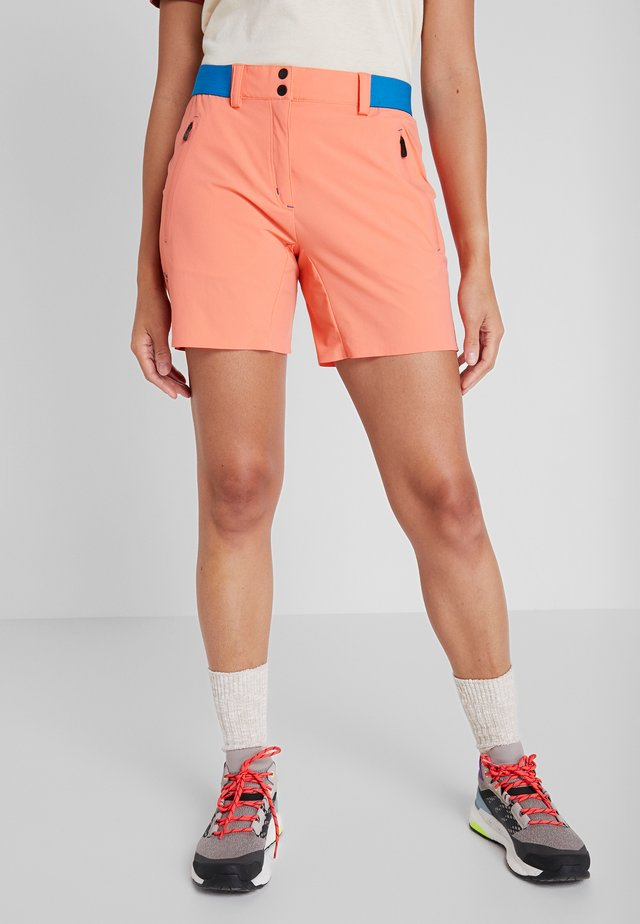 SCOPI SHORTS II - Sports shorts - pink canary