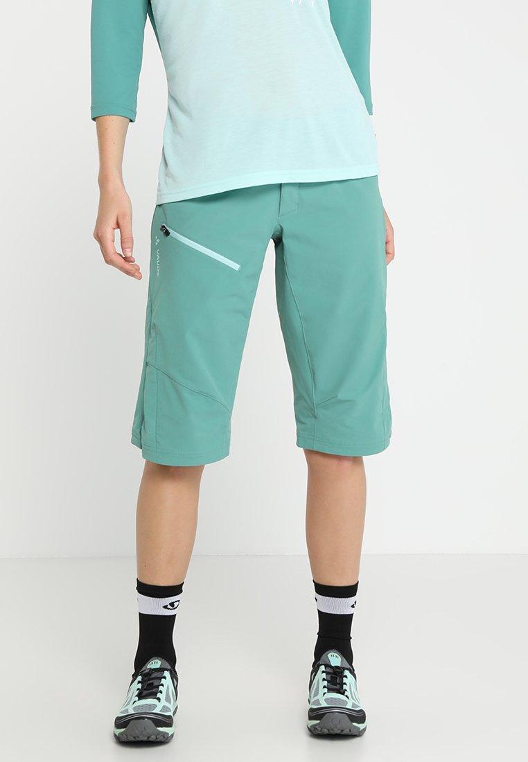 Vaude - WO MOAB SHORTS - kurze Sporthose - nickel green