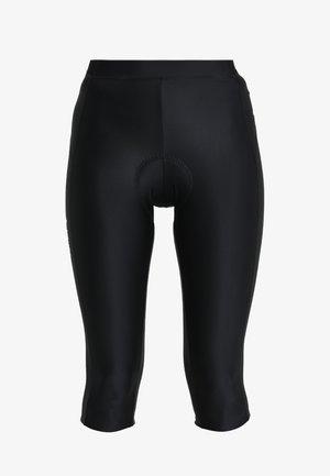 ADVANCED 3/4 PANTS III - 3/4 sportovní kalhoty - black