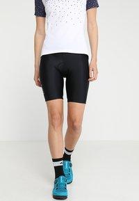 Vaude - ADVANCED PANTS - Leggings - black - 0
