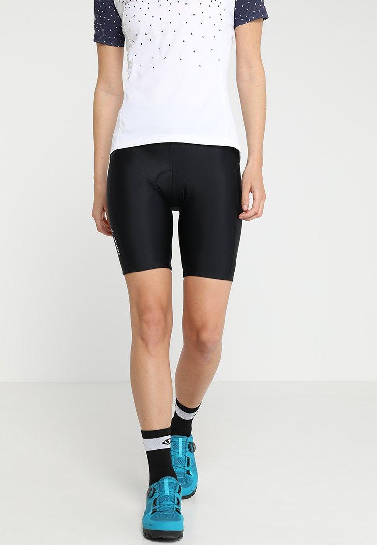 Vaude - ADVANCED PANTS - Leggings - black