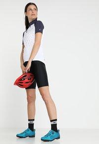 Vaude - ADVANCED PANTS - Leggings - black - 1
