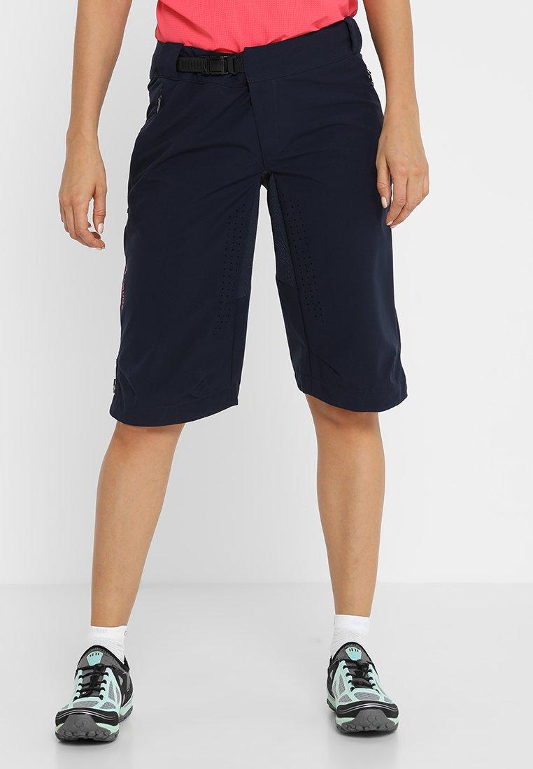 Vaude - EMOAB  - kurze Sporthose - dark blue