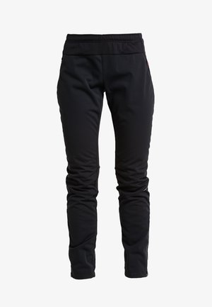 WOMENS WINTRY PANTS - Outdoorové kalhoty - black
