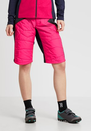 MINAKI - Outdoor Shorts - cranberry
