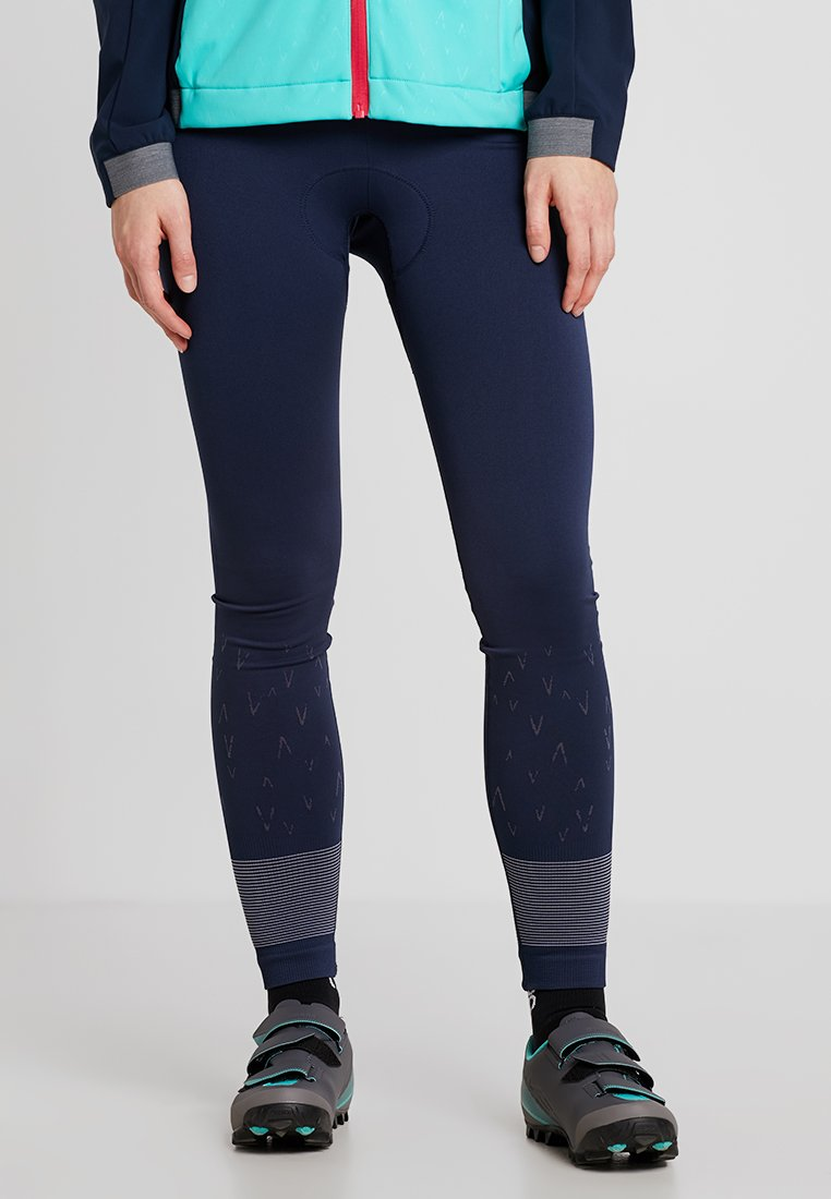 Vaude - WOMEN'S SQLAB LESSEAM TIGHTS - Trikoot - eclipse