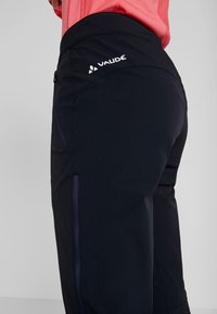 Vaude - BADILE PANTS II - Trousers - black uni - 6