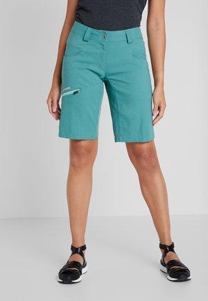 SKARVAN BERMUDA - Outdoor Shorts - nickel green