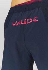 Vaude - SHORTY SHORTS - Sports shorts - eclipse - 5