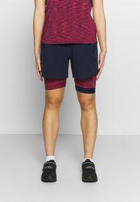 Vaude - SHORTY SHORTS - Sports shorts - eclipse - 0