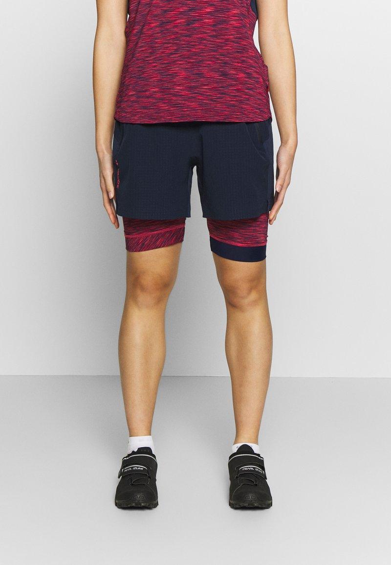 Vaude - SHORTY SHORTS - Sports shorts - eclipse