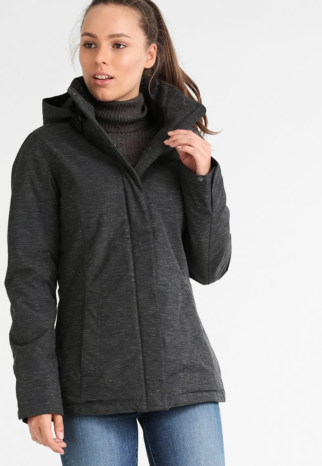 LIMFORD II - Outdoor jacket - phantom black