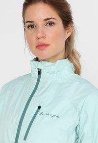 Vaude - WOMENS DROP JACKET III - Regenjacke / wasserabweisende Jacke - glacier - 3