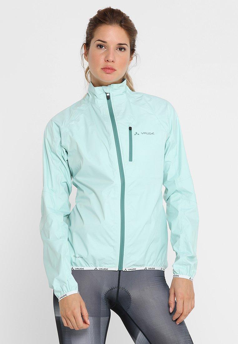 Vaude - WOMENS DROP JACKET III - Waterproof jacket - glacier