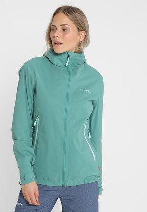 SIMONY JACKET - Waterproof jacket - nickel green
