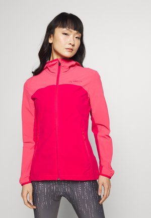 MOAB JACKET - Outdoorjacke - cranberry