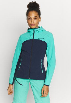 MOAB JACKET - Outdoor jacket - eclipse/blue