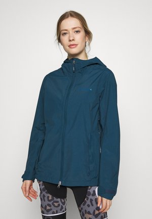 YARAS JACKET - Hardshell jacket - baltic sea