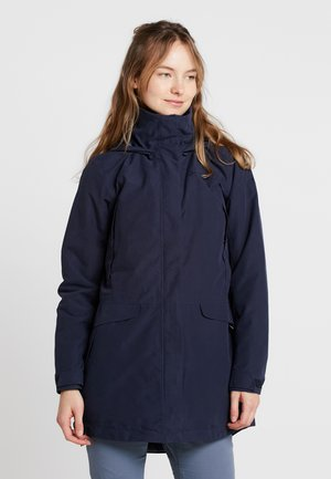 WOMENS SKOMER - Parka - eclipse