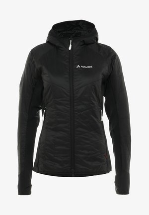 WOMENS SESVENNA JACKET III - Giacca outdoor - black