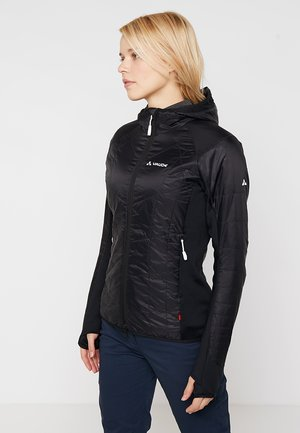 WOMENS SESVENNA JACKET III - Outdoorová bunda - black
