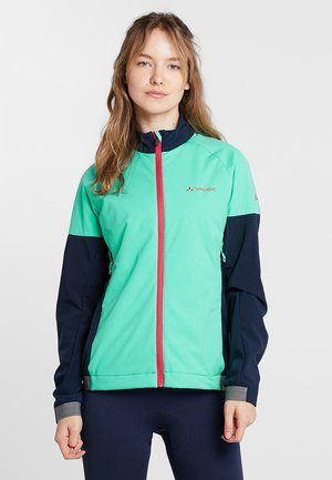 WOMEN'S PRIMASOFT JACKET - Softshelljakke - peacock