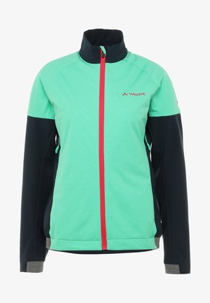 WOMEN'S PRIMASOFT JACKET - Softshelljacke - peacock