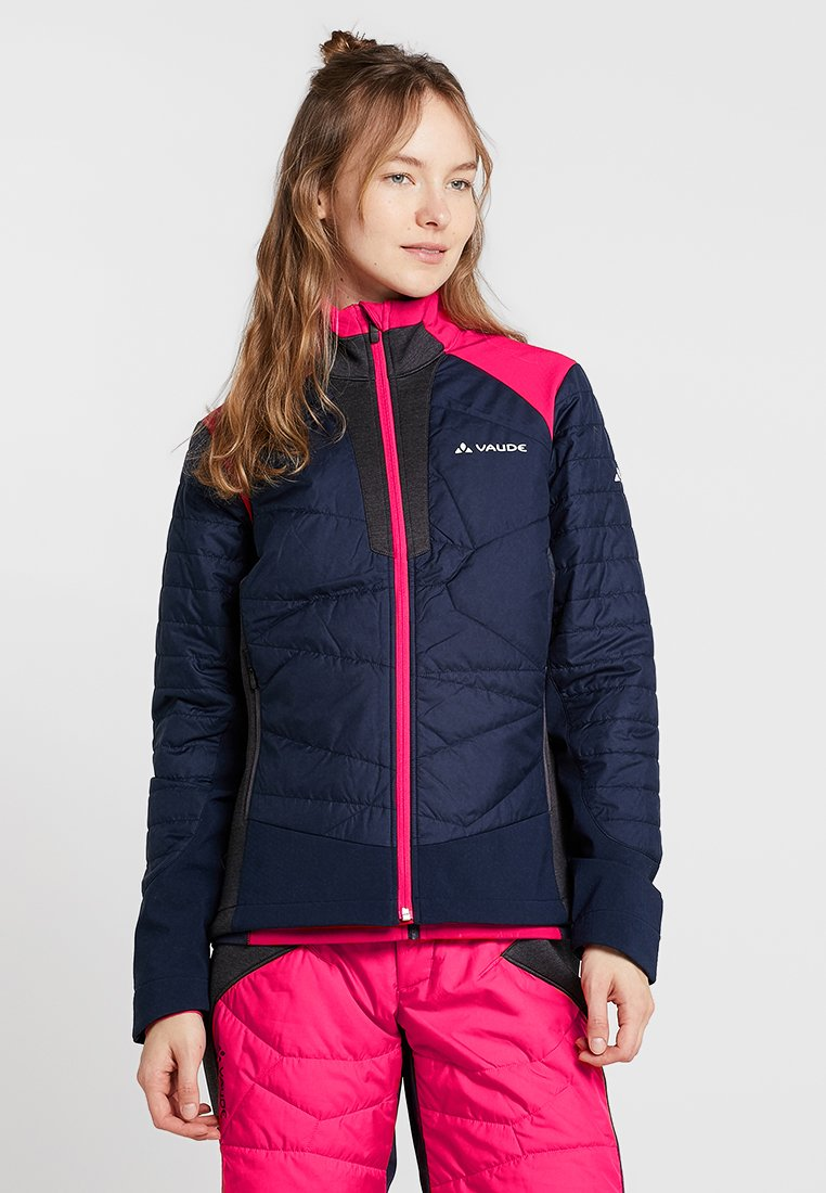 Vaude - WOMEN'S MINAKI JACKET - Kurtka Outdoor - eclipse