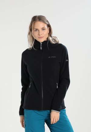 WOMEN'S SMALAND  - Fleecejacka - black