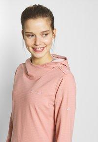 Vaude - WOMEN TUENNO  - Long sleeved top - snapdragon - 3