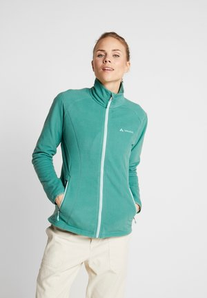 ROSEMOOR JACKET - Fleece jacket - nickel green