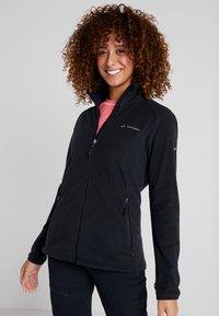 Vaude - ROSEMOOR  - Fleece jacket - black - 0