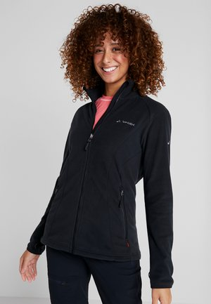 ROSEMOOR JACKET - Fleecejas - black