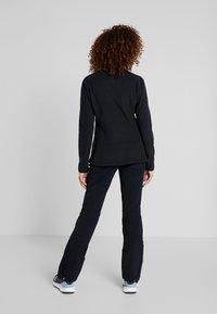Vaude - ROSEMOOR  - Fleece jacket - black - 2