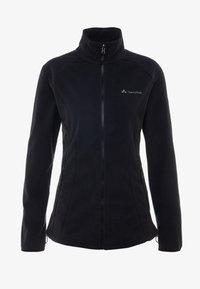 Vaude - ROSEMOOR  - Fleece jacket - black - 5