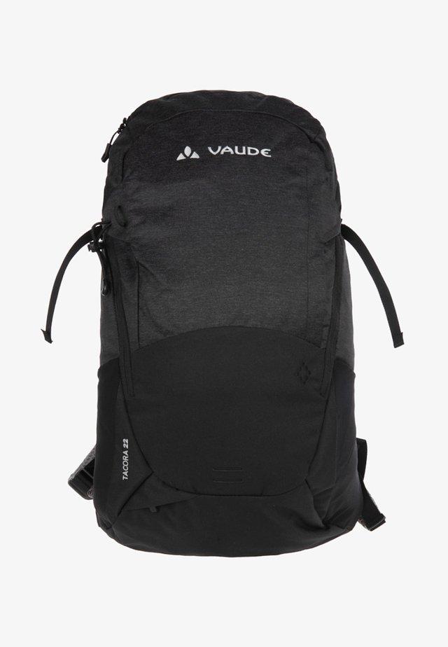 TACORA - Hiking rucksack - black