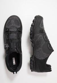Vaude - ME TVL SKOJ - Cycling shoes - black - 1